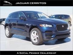 New 2019 Jaguar F-PACE Premium SUV in Cerritos, CA