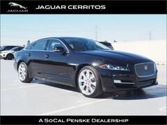 New 2019 Jaguar XJ Portfolio Sedan in Cerritos, CA