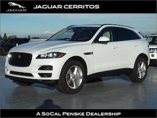 New 2019 Jaguar F-PACE Premium SUV KA367983 Cerritos, CA