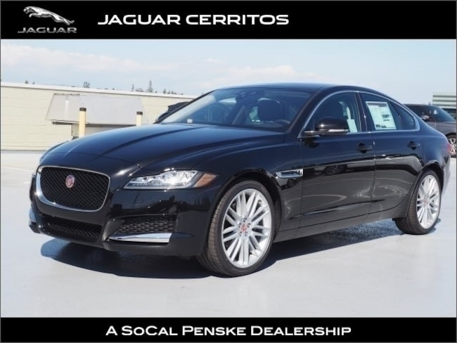 New 2019 Jaguar XF Prestige Sedan in Cerritos, CA