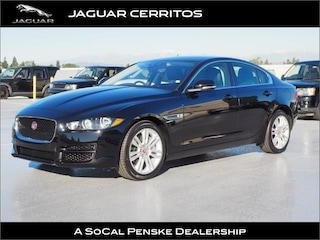 New 2019 Jaguar XE Premium Sedan KCP44668D Cerritos, CA