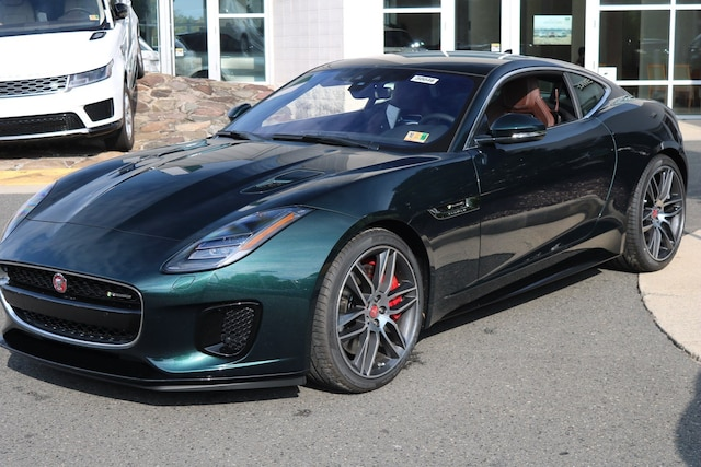 New 2019 Jaguar F Type For Sale At Jaguar Chantilly Vin