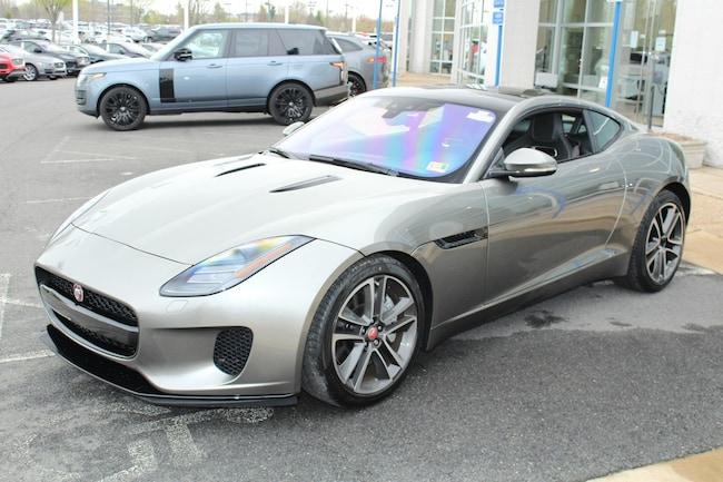 2019 Jaguar F-TYPE Coupe Coupe