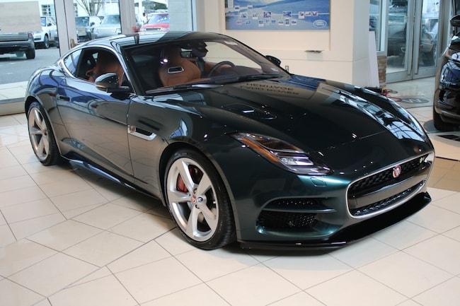 2019 Jaguar F-TYPE R Coupe Coupe