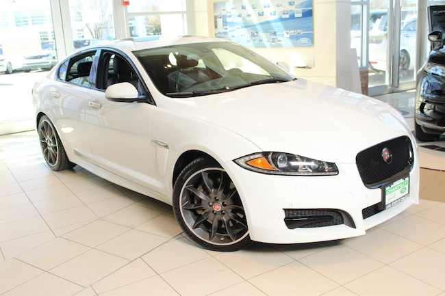 2015 Jaguar XF 3.0 AWD Sport Sedan