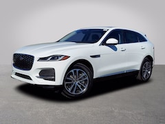 New 2021 Jaguar F-PACE P250 SUV SADCK2EX0MA673058 for Sale in Cherry Hill