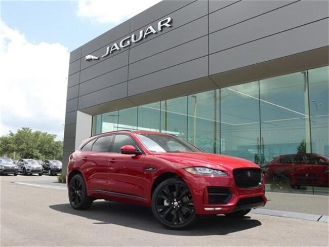 2019 Jaguar F-PACE R-Sport SUV