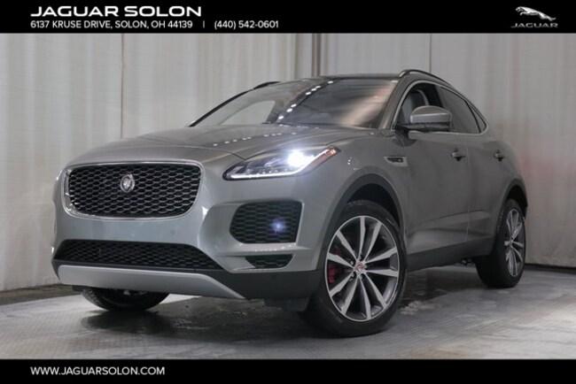 New 2019 Jaguar E-PACE SE SUV For Sale In Solon, Ohio