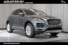New 2019 Jaguar E-PACE S SUV For Sale In Solon, Ohio