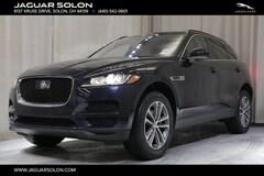 New 2019 Jaguar F-PACE Premium SUV For Sale In Solon, Ohio
