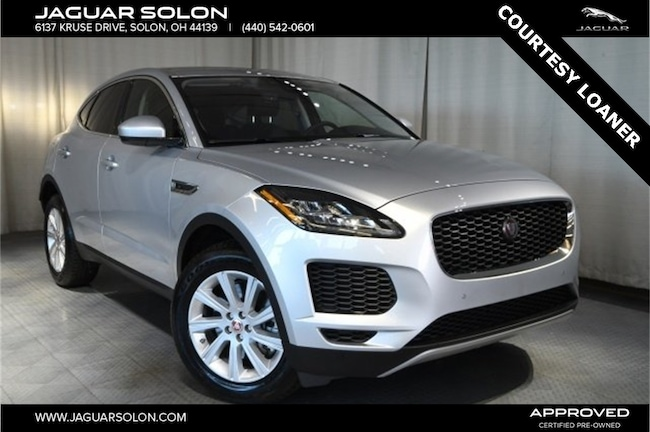 Used 2018 Jaguar E-PACE S SUV For Sale In Solon, Ohio