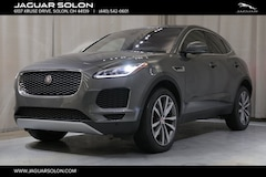 New 2019 Jaguar E-PACE SE SUV For Sale In Solon, Ohio