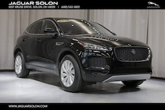 New 2018 Jaguar E-PACE SE SUV For Sale In Solon, Ohio