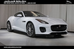 New 2019 Jaguar F-TYPE R-Dynamic Coupe For Sale In Solon, Ohio
