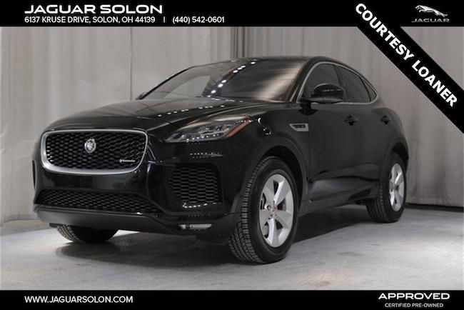 Used 2018 Jaguar E-PACE R-Dynamic SUV For Sale In Solon, Ohio