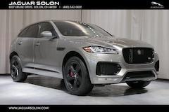 2019 Jaguar F-PACE S SUV For Sale In Solon, OH