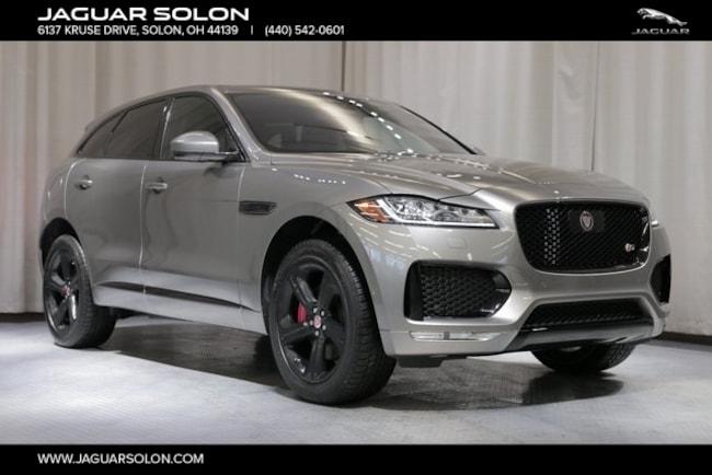 new 2019 jaguar f-pace for sale in solon, oh | sadcm2fv8ka364040