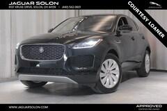 Used 2018 Jaguar E-PACE SE SUV For Sale In Solon, Ohio