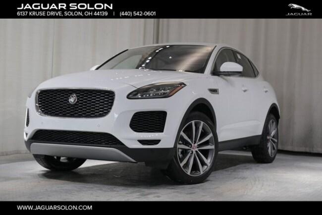 New 2019 Jaguar E-PACE S SUV For Sale In Solon, Ohio