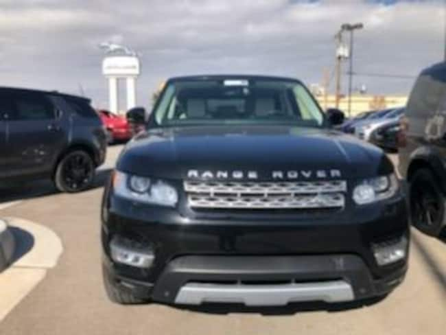 Certified Pre-Owned 2015 Land Rover Range Rover Sport 3.0L V6 Supercharged SUV For Sale El Paso, TX