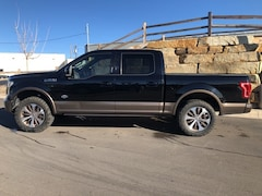 Used 2016 Ford F-150 XLT Truck SuperCrew Cab 1FTEW1CF4GFB98468 for Sale in El Paso, TX