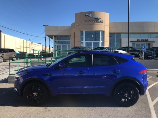 New 2019 Jaguar E-PACE S SUV For Sale/Lease El Paso, Texas