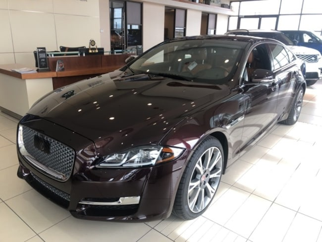 Used 2019 Jaguar XJ Sedan For Sale El Paso, Texas