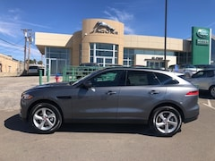 New 2019 Jaguar F-PACE 25t Premium SUV SADCJ2FX6KA602638 for Sale in El Paso, TX