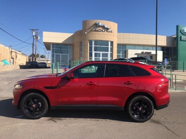 Certified Pre-Owned 2018 Jaguar F-PACE 25t Premium SUV For Sale El Paso, TX