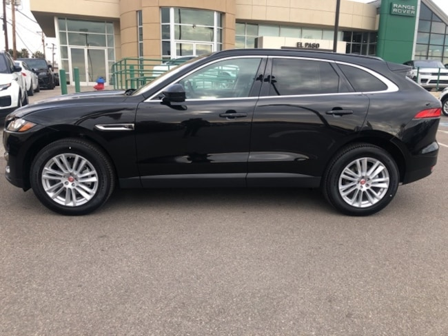 New 2019 Jaguar F-PACE 25t Prestige SUV For Sale/Lease El Paso, Texas