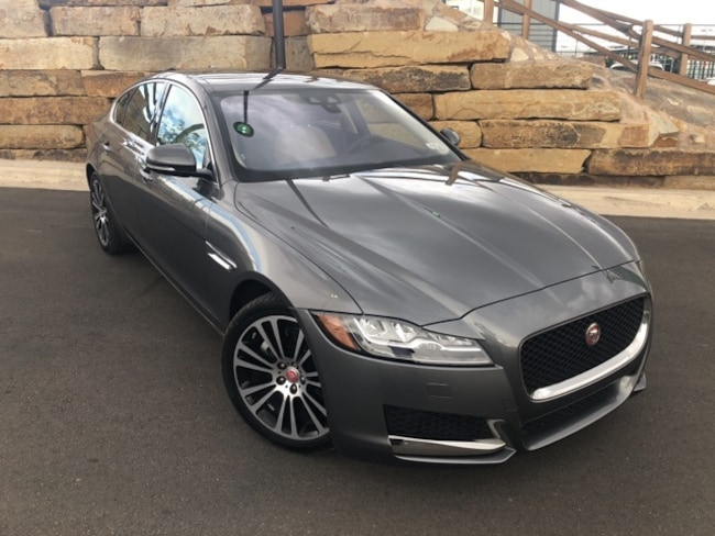 Certified Pre-Owned 2018 Jaguar XF 25t Prestige Sedan For Sale El Paso, TX