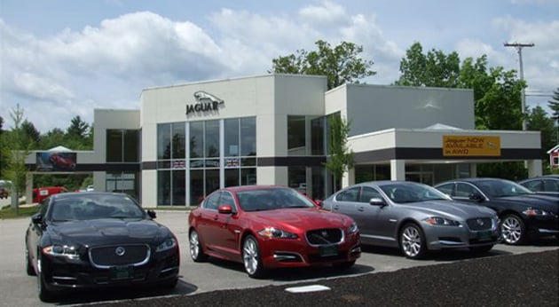 About Jaguar Exeter Luxury Car Dealership Near Portsmouth