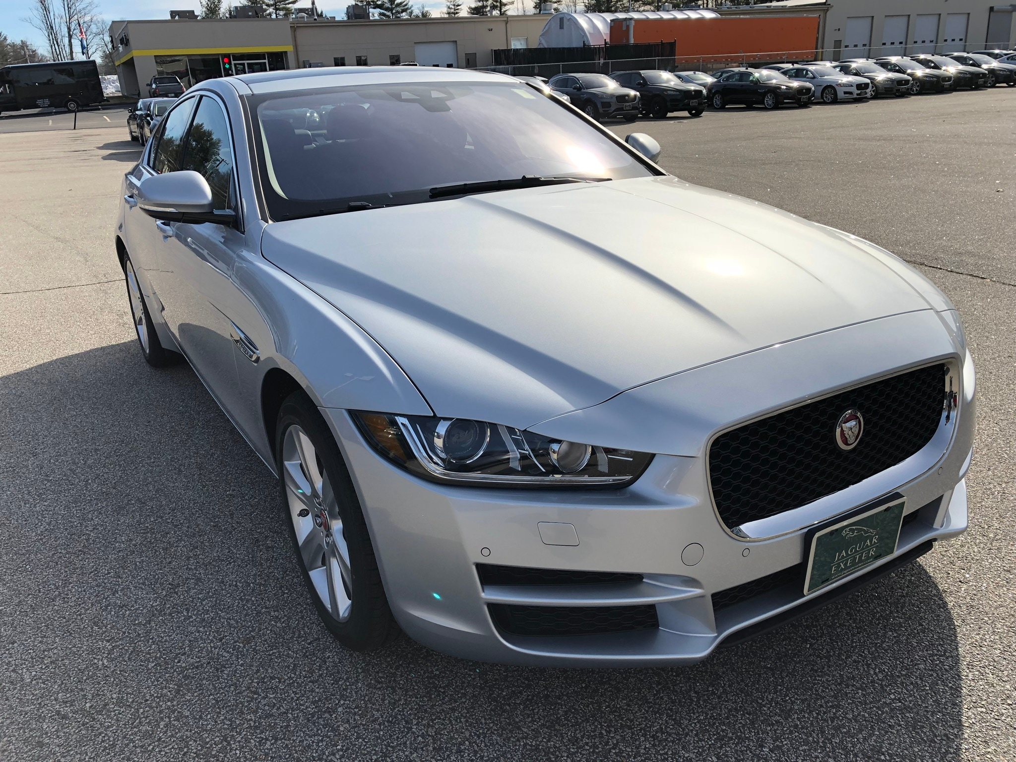 2018 Jaguar XE AWD 20d Prestige Sedan