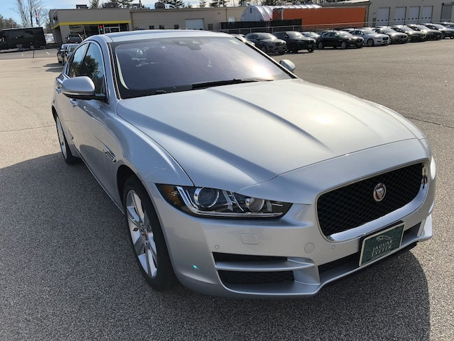 Certified Pre-Owned 2018 Jaguar XE AWD 20d Prestige Sedan in Exeter, NH