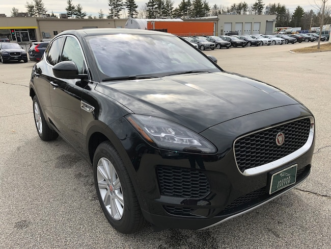 New 2018 Jaguar E-PACE AWD S SUV in Exeter, NH