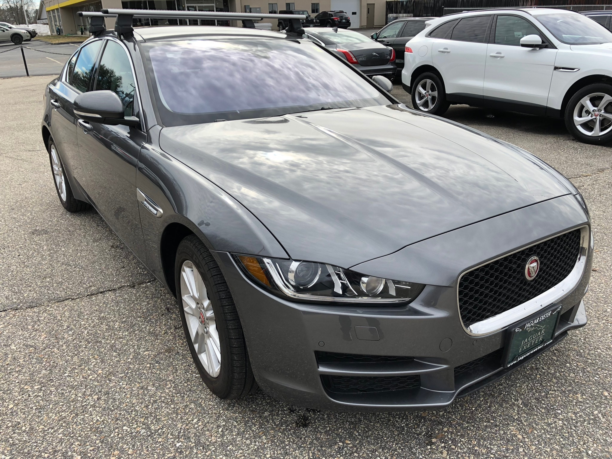 2018 Jaguar XE AWD 20d Premium Sedan