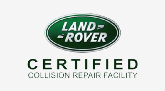 Land Rover Certified Collision Repair Facility