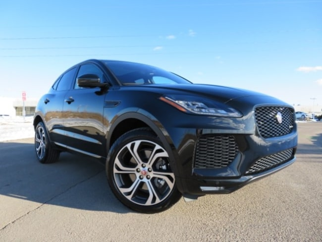 New 2018 Jaguar E-PACE First Edition SUV in Appleton, WI