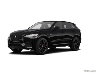 New 2019 Jaguar F-PACE R-Sport SUV for sale in New York