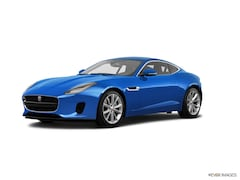 2019 Jaguar F-TYPE 300HP Coupe