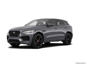 2019 Jaguar F-PACE Premium