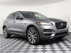 Used 2018 Jaguar F-PACE 20d Prestige SUV for sale in Grand Rapids