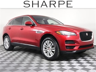 Used Vehicles fot sale 2017 Jaguar F-PACE 35t Prestige SUV in Grand Rapids, MI