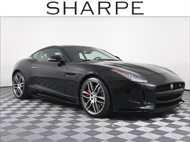 Featured Used 2016 Jaguar F-TYPE R Coupe for sale in Grand Rapids MI
