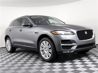 New Jaguar for sale 2019 Jaguar F-PACE 30t Portfolio SUV SADCN2GX5KA361271 in Grand Rapids, MI