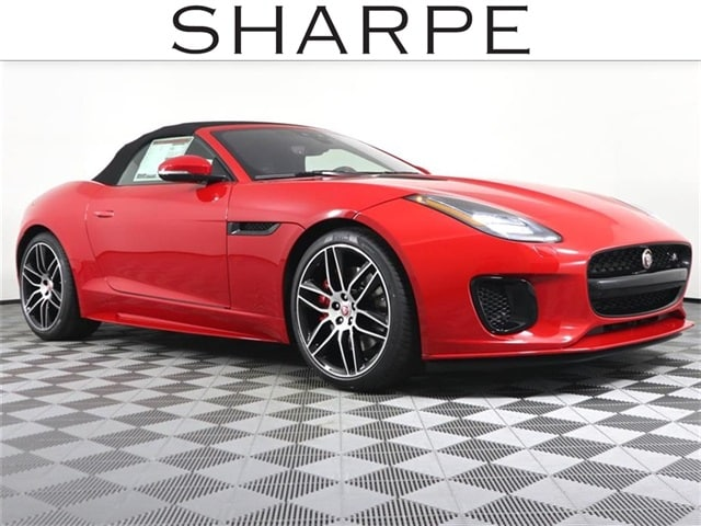 Jaguar F Type Convertible >> New 2020 Jaguar F Type For Sale Grand Rapids Mi Vin Sajdd5gx9lck63050