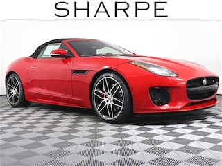 New Jaguar for sale 2020 Jaguar F-TYPE Checkered Flag Convertible Convertible SAJDD5GX9LCK63050 in Grand Rapids, MI
