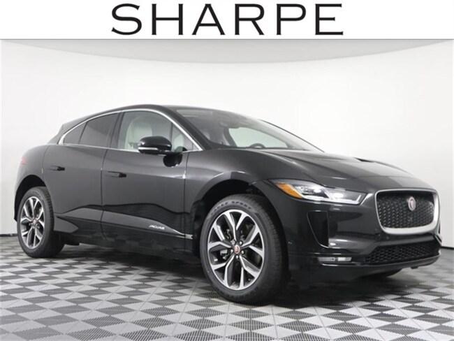 New 2019 Jaguar I-PACE HSE SUV SADHD2S14K1F75523 Grand Rapids