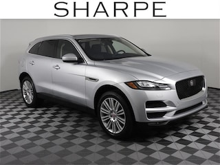 Used Vehicles fot sale 2019 Jaguar F-PACE 30t Portfolio SUV in Grand Rapids, MI