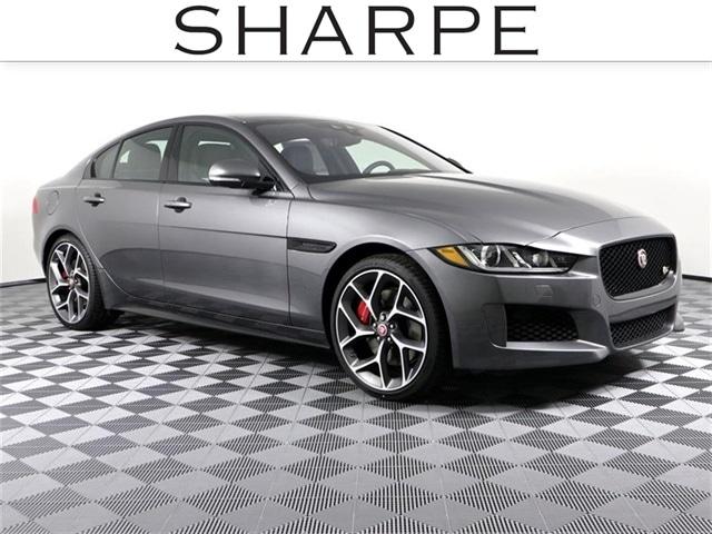 Featured New 2019 Jaguar XE S Sedan SAJAM4FV3KCP48621 for sale in Grand Rapids MI